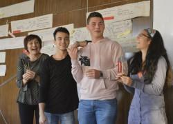 Еразмус+ проект во Бугарија